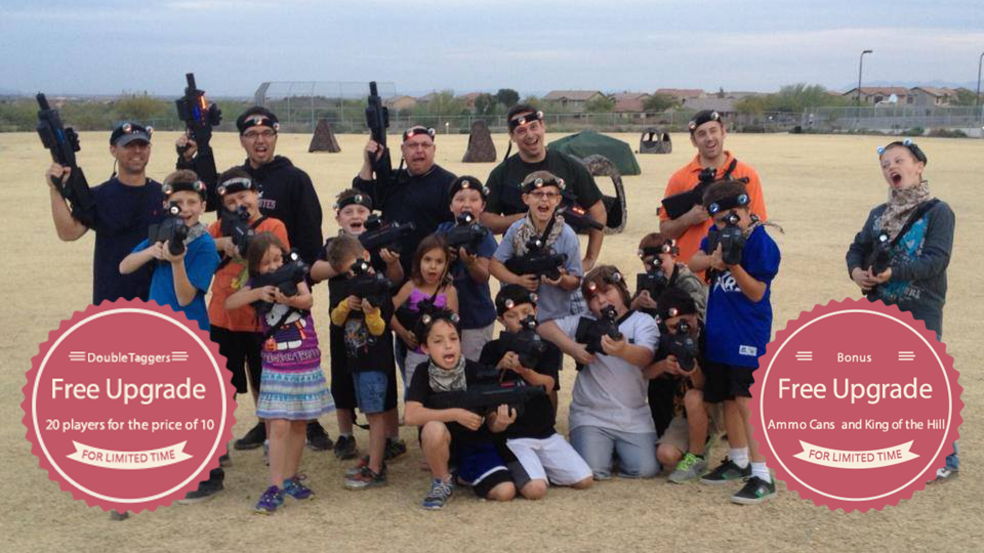 birthday party ideas in arizona | laser tag arizona | laser tag in arizona